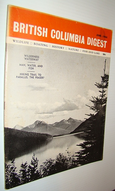 Image for British Columbia Digest Magazine, June 1966
