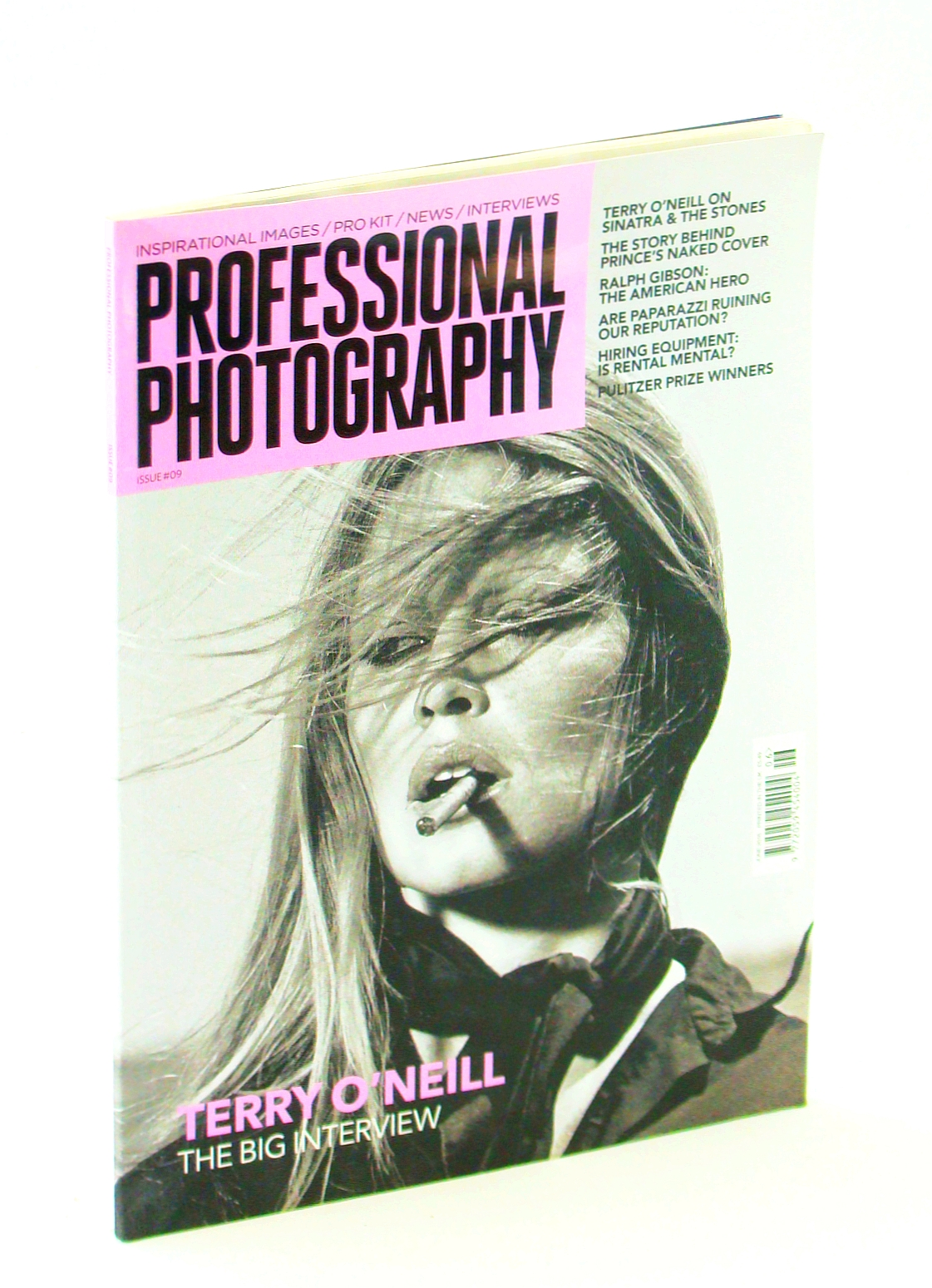 Image for PROFESSIONAL PHOTOGRAPHY, JUNE 2016, MAGAZINE PRINTED IN THE UK, ISSUE # 09, INSPIRATIONAL/IMAGES - PRO KIT/NEWS/INTERVIEWS