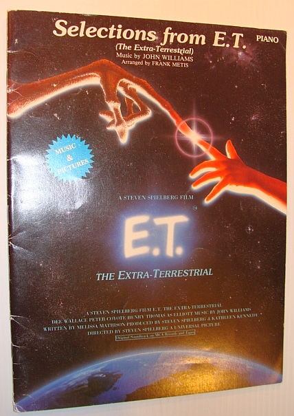 Image for E.T. (The Extra-Terrestrial) (Selections): Piano Solos