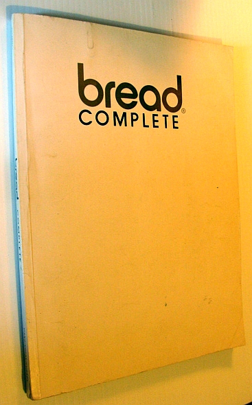 Image for bread Complete (Songbook)