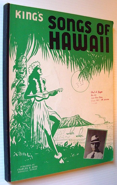 Image for King's Songs of Hawaii - A Companion to King's Book of Hawaiian Melodies