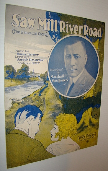 Image for Saw Mill River Road (The Same Old Story) - Sheet Music for Vocal and Piano