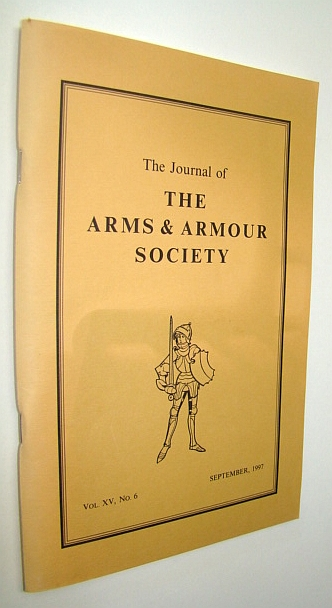 Image for The Journal of the Arms & Armour Society, Volume XV, No. 6, September 1997
