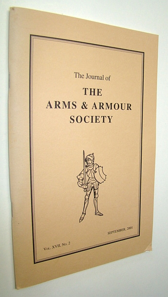 Image for The Journal of the Arms & Armour Society, Volume XVII, No. 2, September 2001
