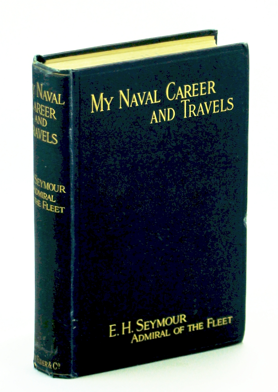 Image for My Naval Career and Travels