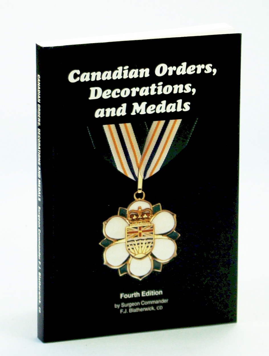 Image for Canadian Orders, Decorations, and Medals