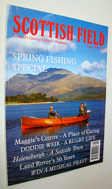 Image for Scottish Field Magazine, April 1998 - Spring Fishing Special