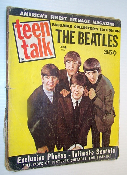 Image for Teen Talk (TeenTalk) Magazine, May/June 1964 - Beatles Collector's Edition