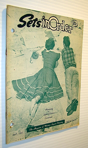 Image for Sets in Order - The Magazine of Square Dancing, May 1951 -  Features on Mel Day and Dave Clavner