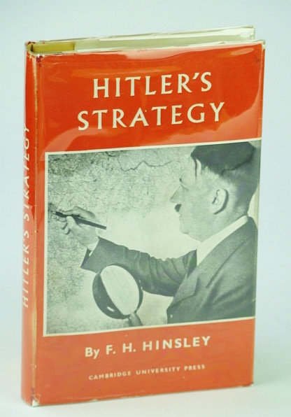 Image for Hitler`s Strategy