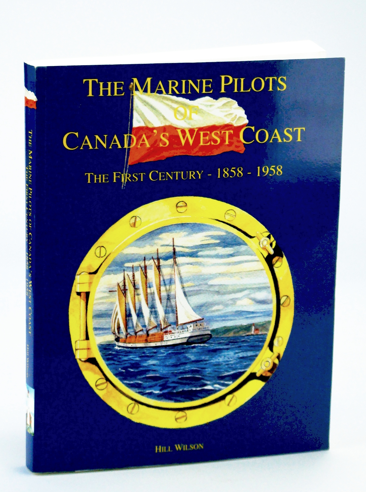 Image for The Marine Pilots of Canada's West Coast
