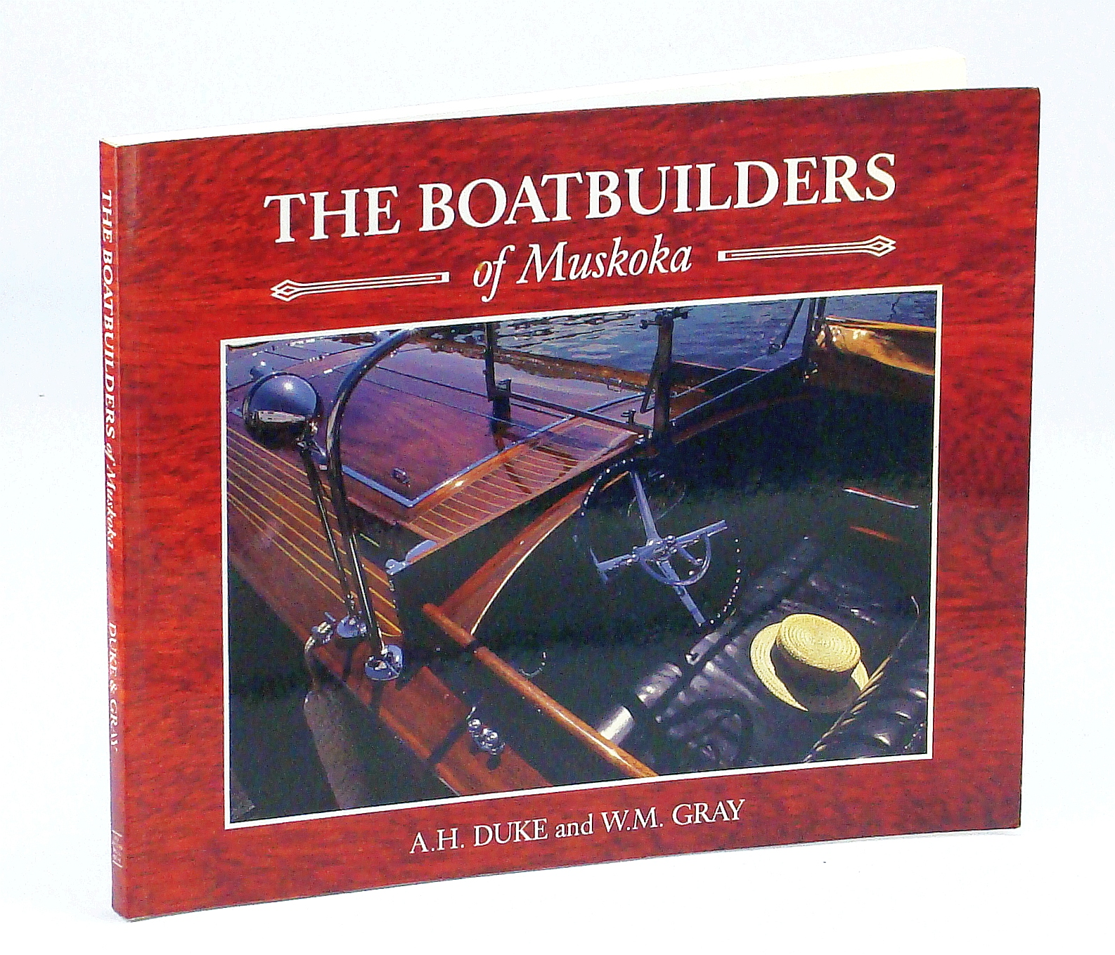 Image for The Boatbuilders of Muskoka