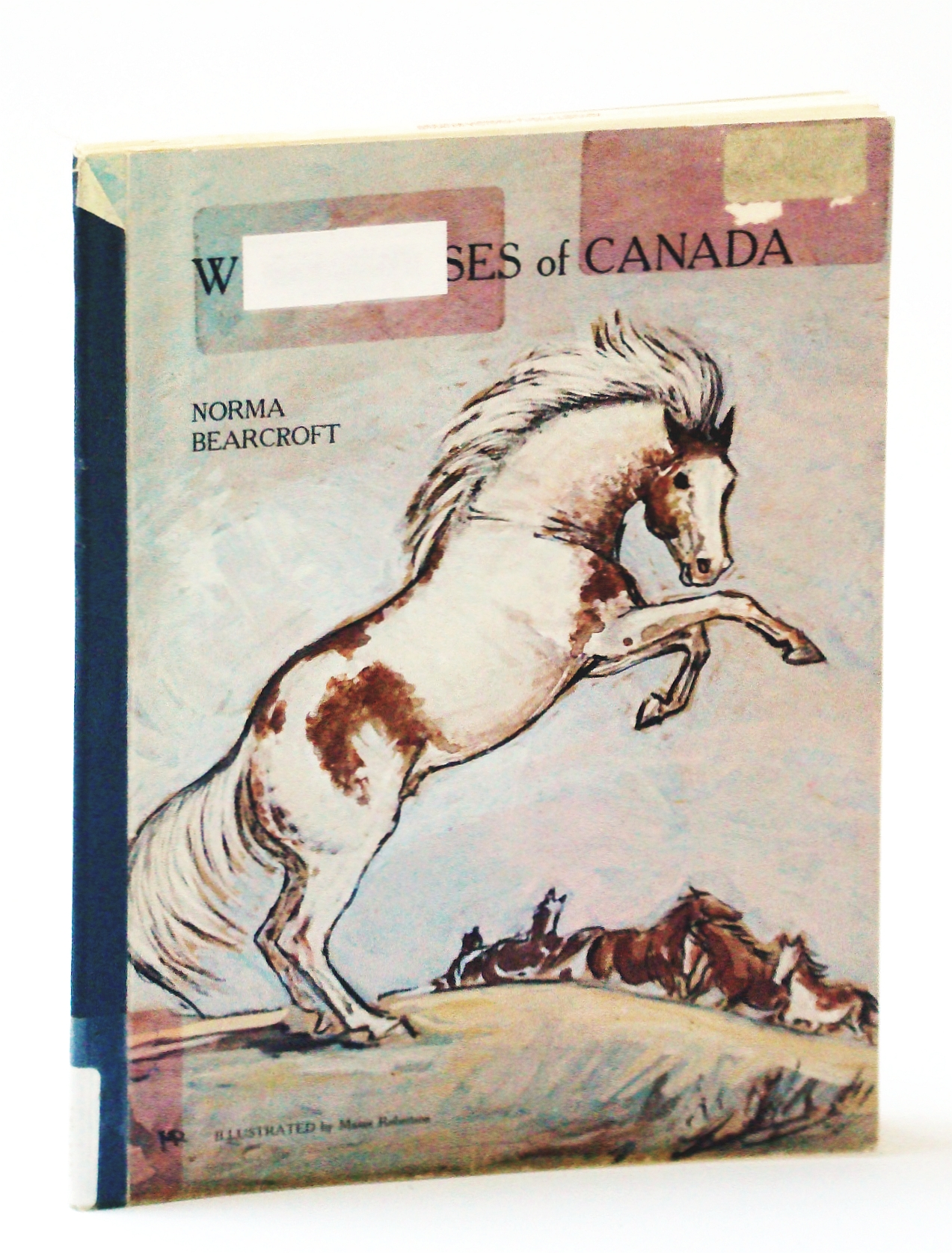 Image for Wild Horses of Canada