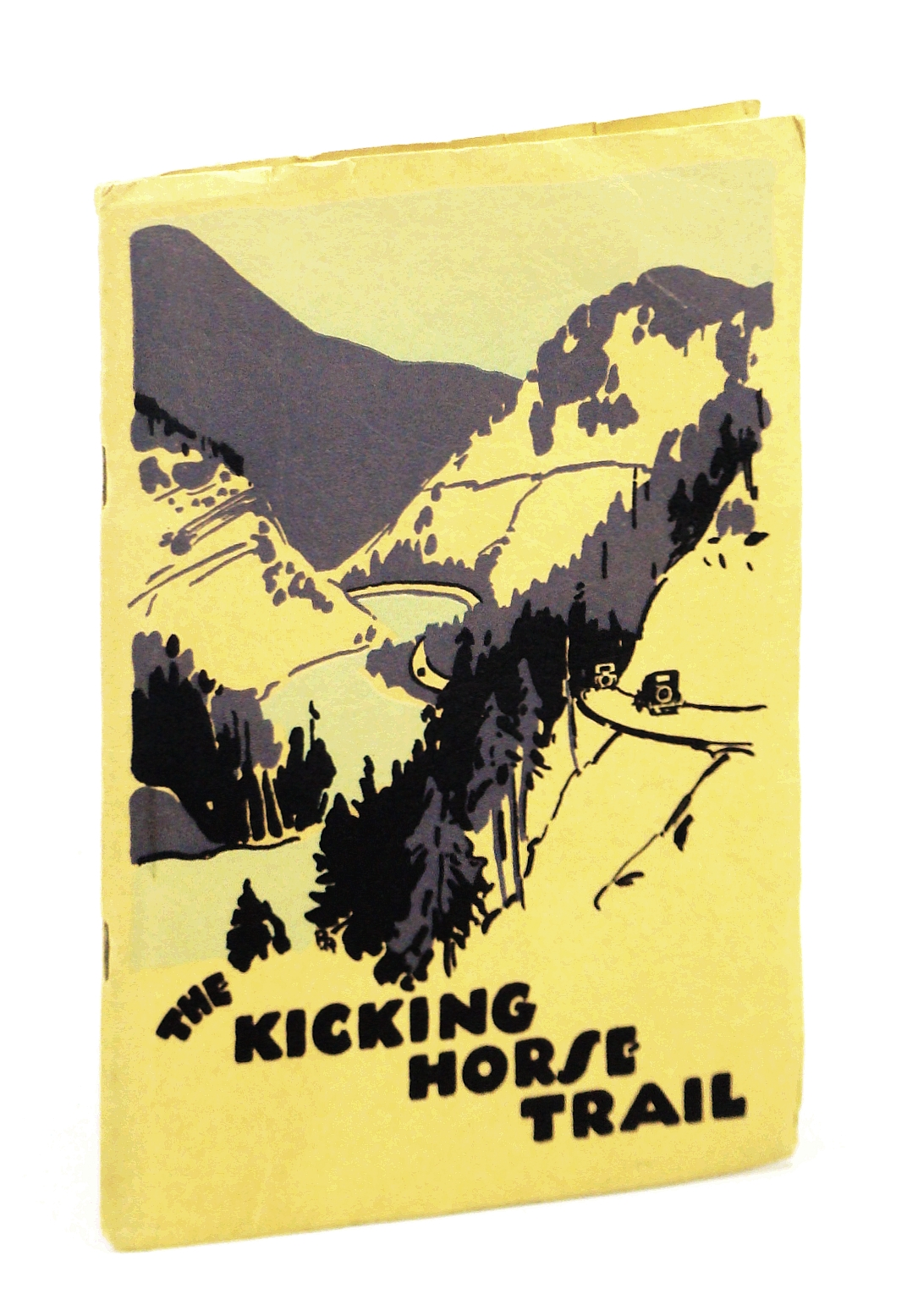 Image for The Kicking Horse Trail : Scenic Highway from Lake Louise, Alberta to Golden, British Columbia