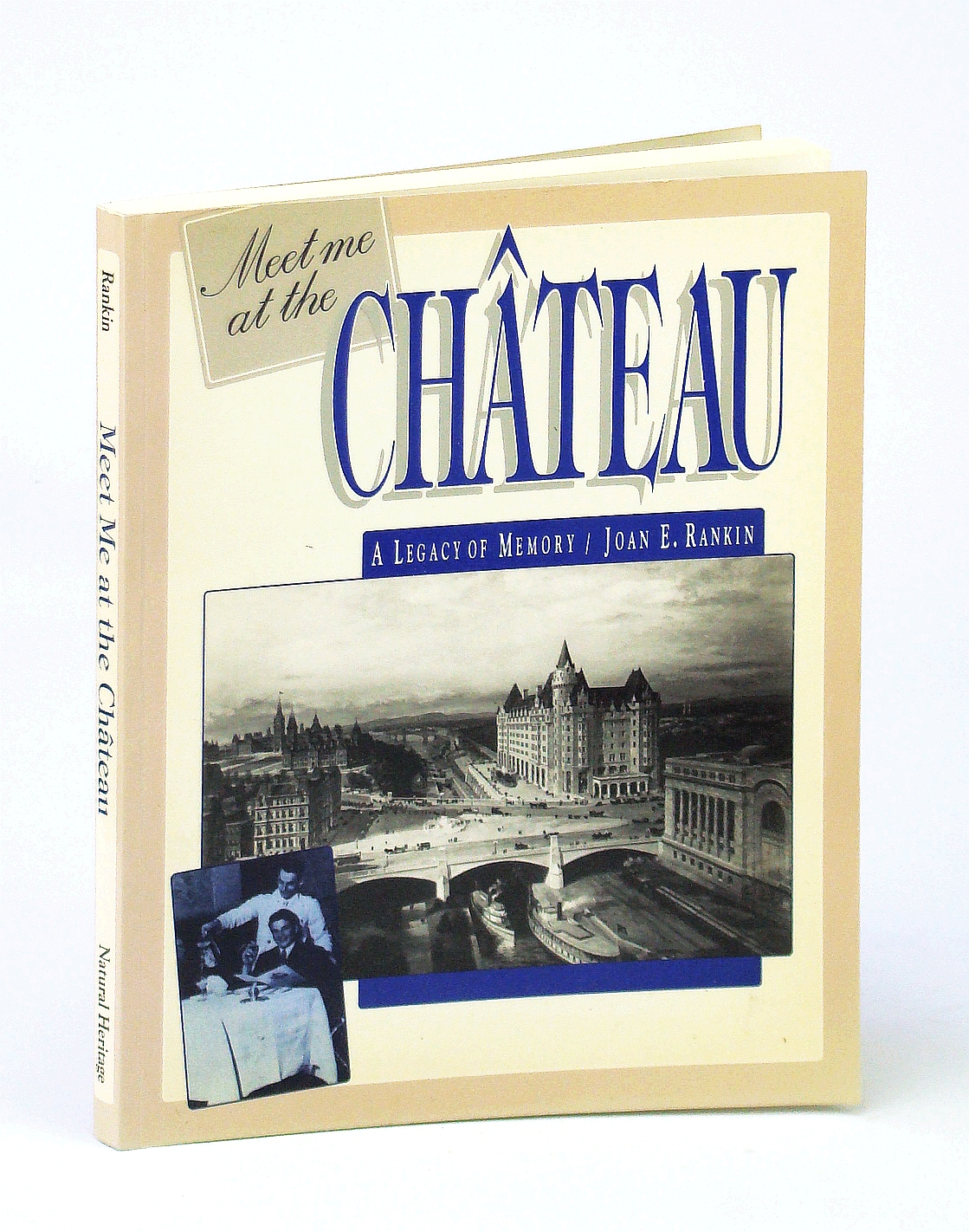 Image for Meet Me at the Chateau: A Legacy of Memory