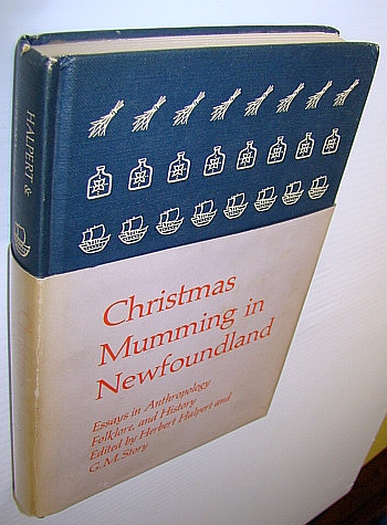 Image for Christmas Mumming in Newfoundland