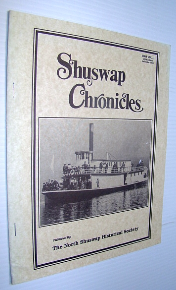 Image for Shuswap Chronicles, 1988, Volume 1 - Fifth Edition, 1996