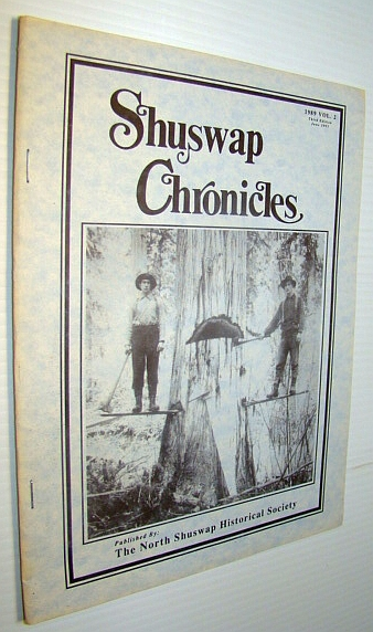 Image for Shuswap Chronicles, 1989, Volume 2 - Third Edition, June 1993