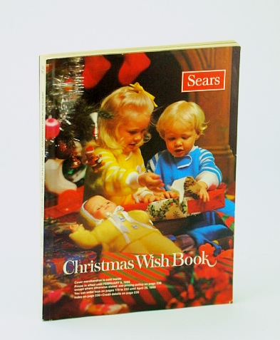 Image for Simpsons-Sears Christmas Wish Book (Wishbook) Catalogue (Catalog) 1979