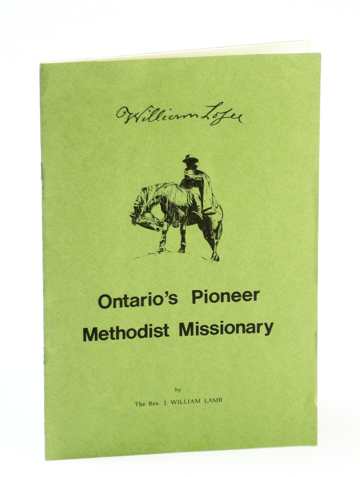 Image for William Losee: Ontario's Pioneer Methodist Missionary