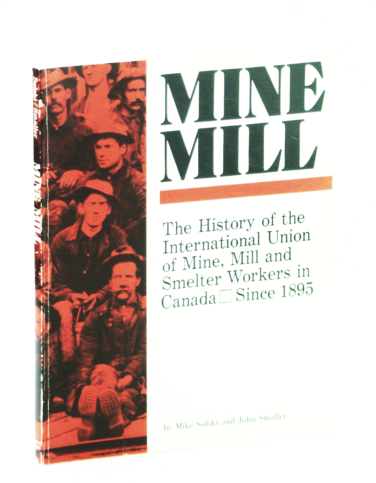Image for Mine Mill: The History of the International Union of Mine, Mill, and Smelter Workers in Canada Since 1895