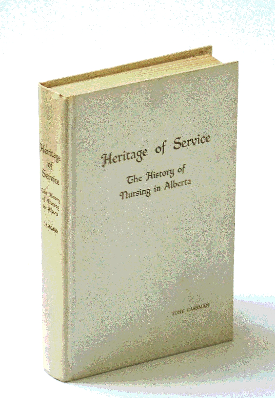 Image for Heritage of Service