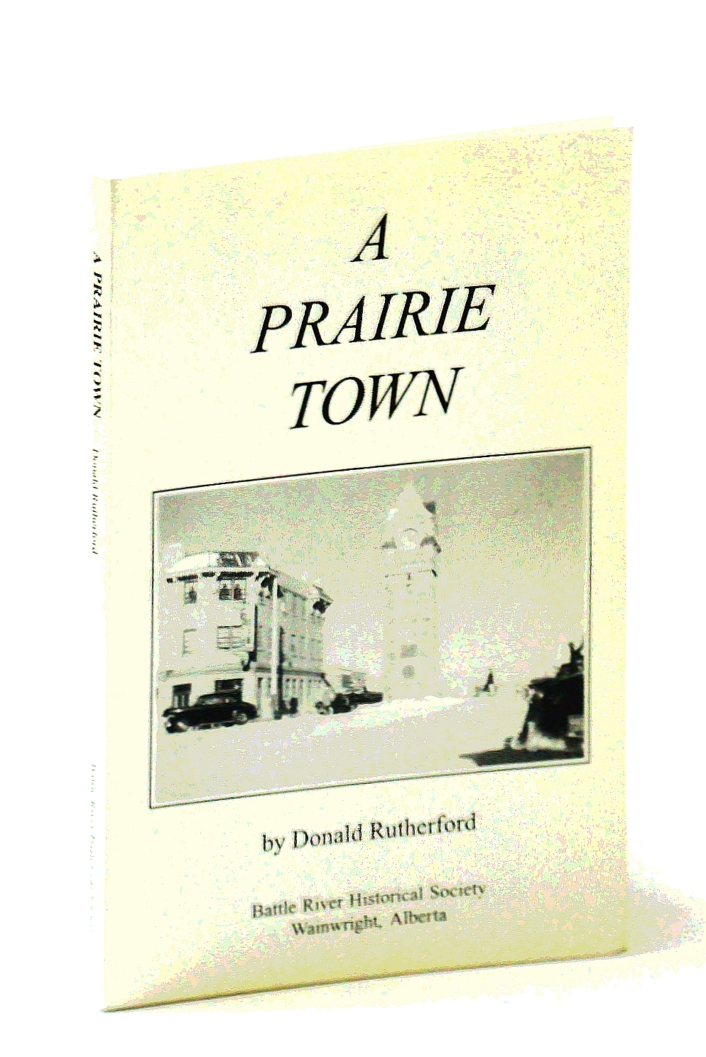 Image for A Prairie Town