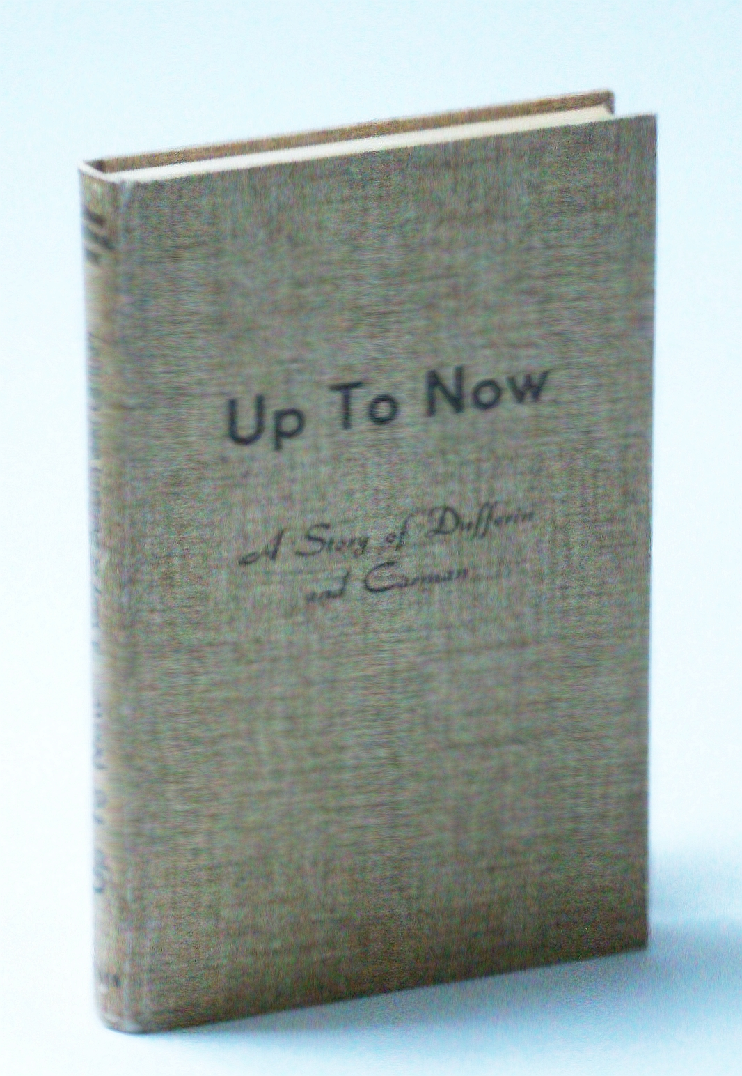Image for Up to Now: A Story of Dufferin and Carman (Manitoba History)