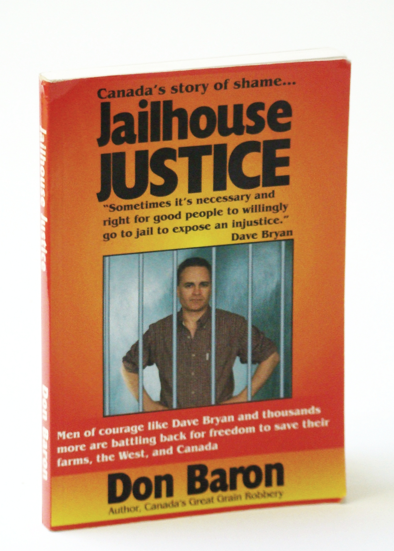 Image for Jailhouse Justice : Canada's Story of Shame
