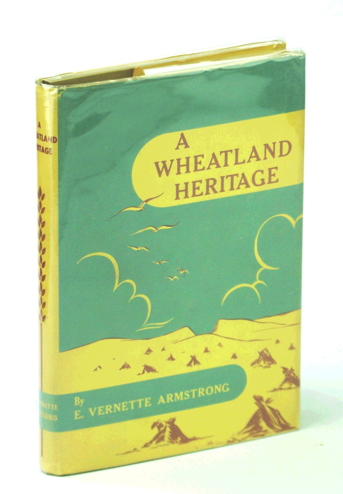 Image for A Wheatland Heritage