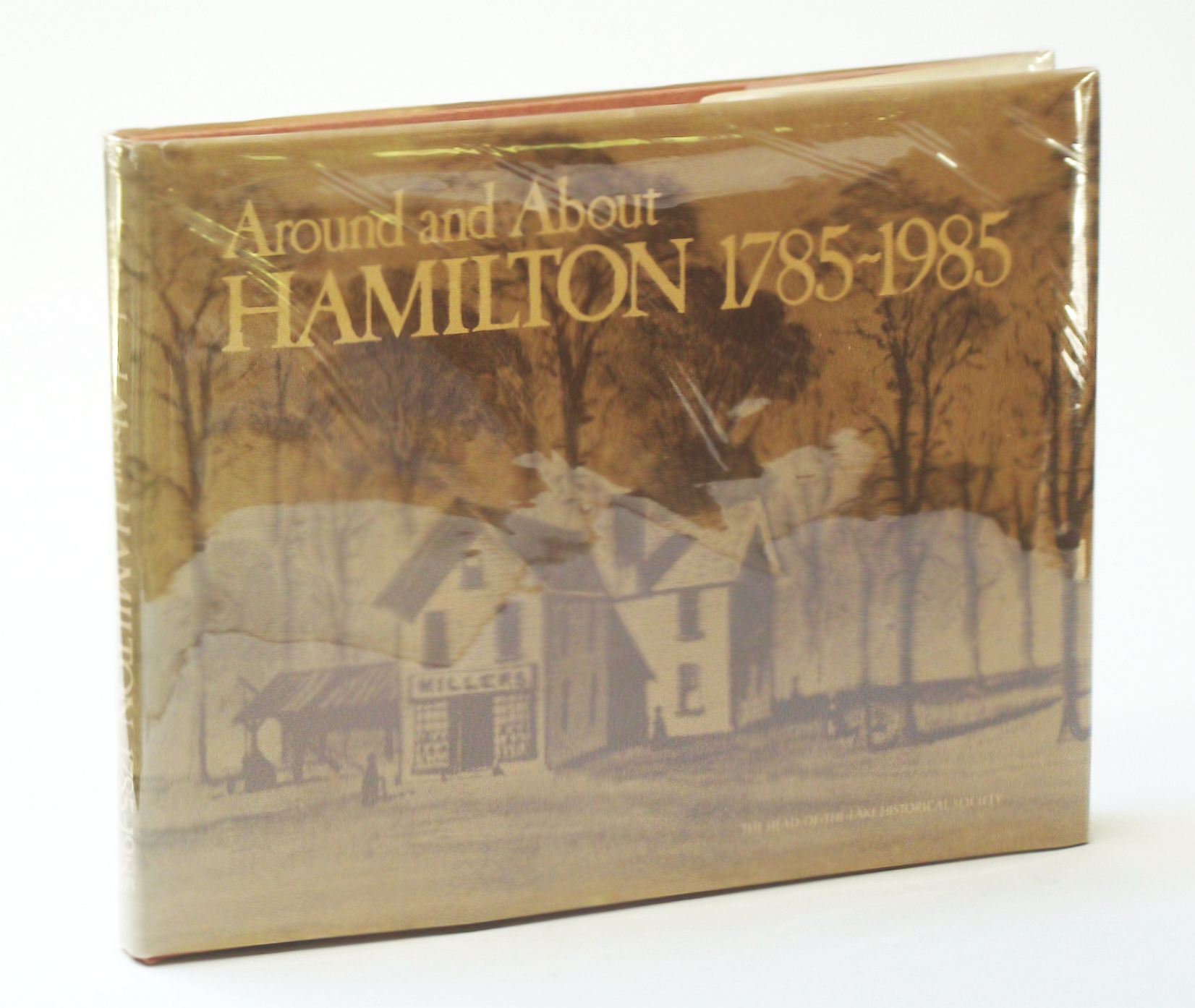 Image for Around and About Hamilton 1785-1985: A Pictorial History of the Hamilton-Wentworth Region