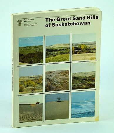 Image for The Great Sand Hills of Saskatchewan