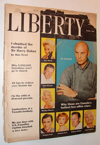 Image for Liberty - Canada's Young Family Magazine, April 1957
