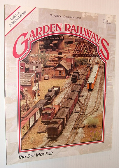 Image for Garden Railways Magazine, November-December 1991