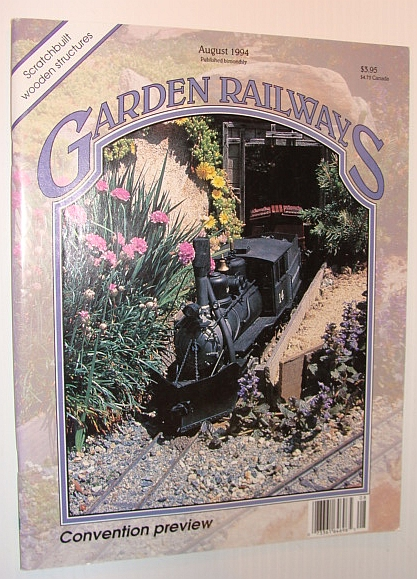Image for Garden Railways Magazine, August 1994