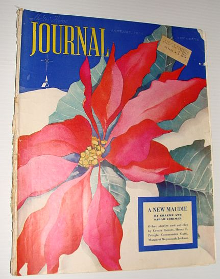 Image for Ladies' Home Journal:  January 1939