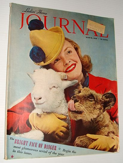 Image for Ladies' Home Journal:  March 1939