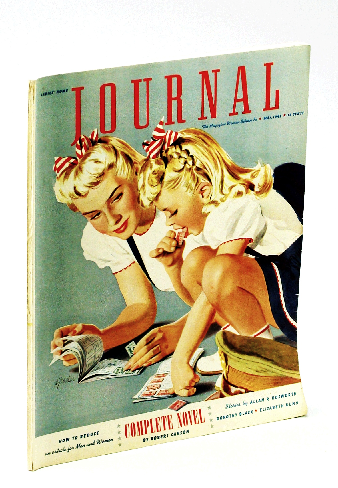 Image for Ladies' Home Journal; Vol. LIX, No. 5; May, 1942