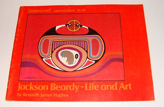 Image for Jackson Beardy - Life and Art (Canadian Dimension, Vol 14, No. 2)