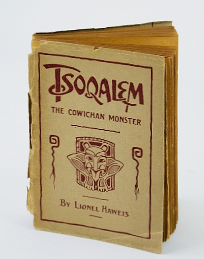 Image for Tsoqalem: A weird Indian tale of the Cowichan monster : a ballad