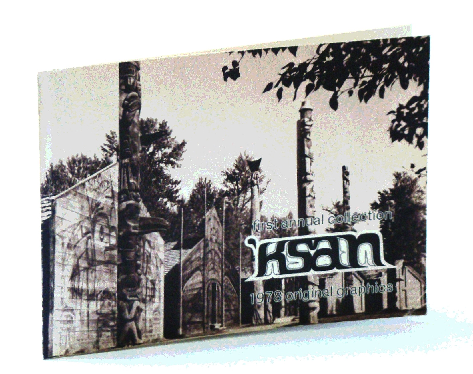Image for First Annual Collection KSAN 1978: Original Graphics