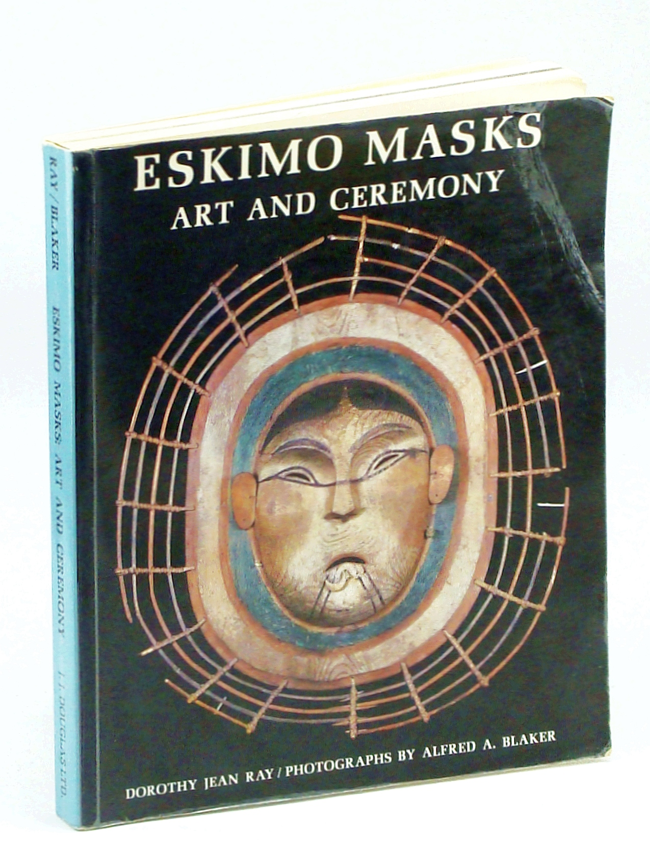 Image for Eskimo Masks. Art and Ceremony.