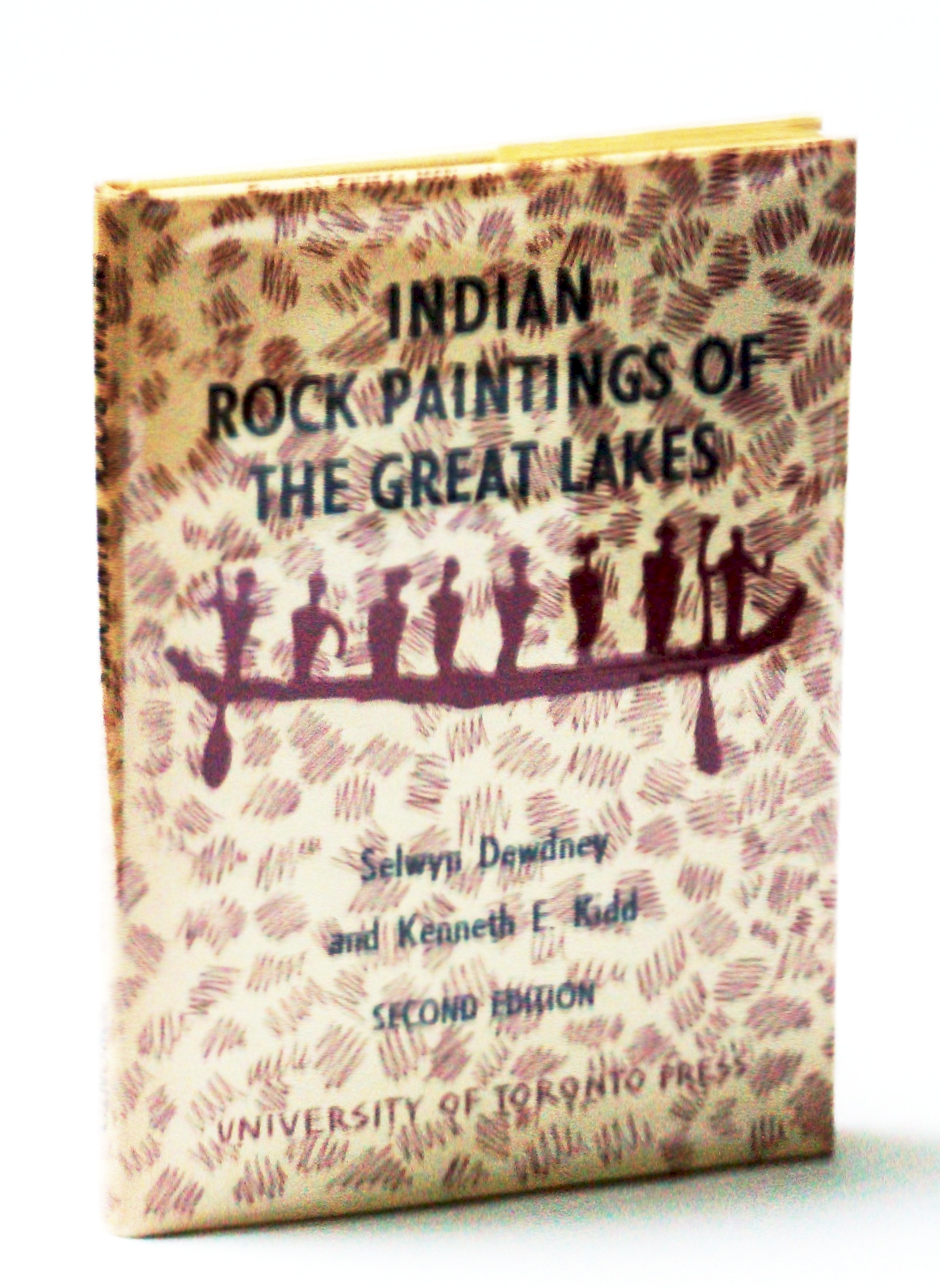 Image for Indian Rock Paintings of the Great Lakes