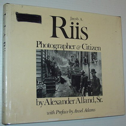 Image for Jacob A. Riis: Photographer & Citizen