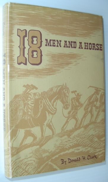 Image for 18 Men and a Horse