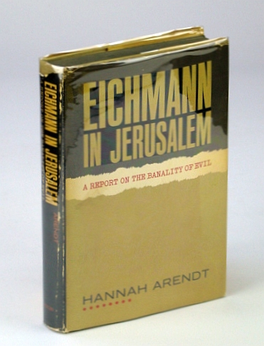 Image for Eichmann in Jerusalem 1ST Edition