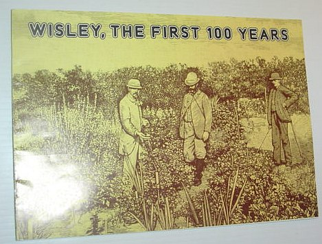 Image for Wisley, The First Hundred Years