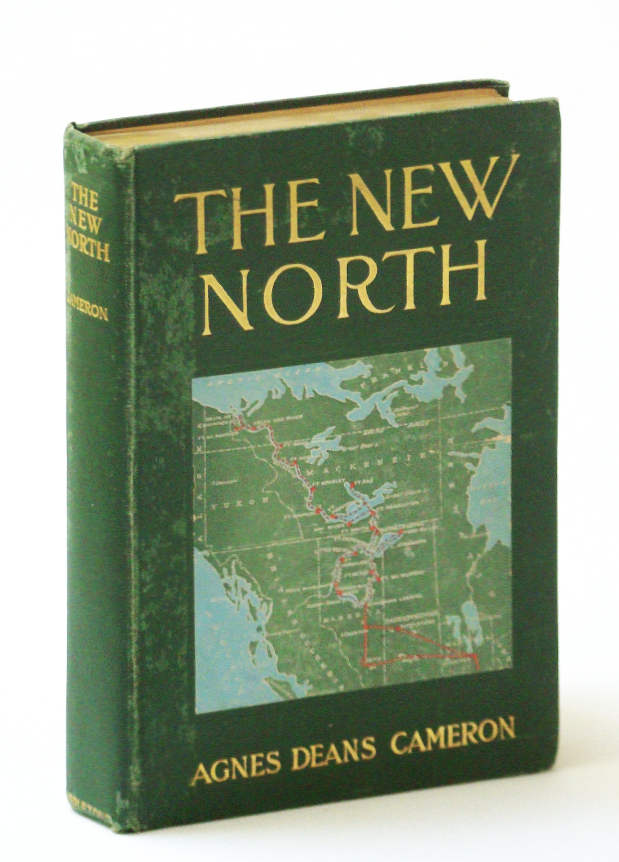Image for The New North: Being Some Account of a Woman's Journey Through Canada to the Arctic