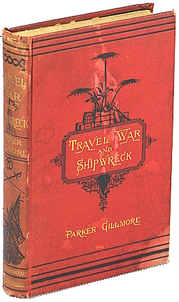 Image for Travel, War, and Shipwreck