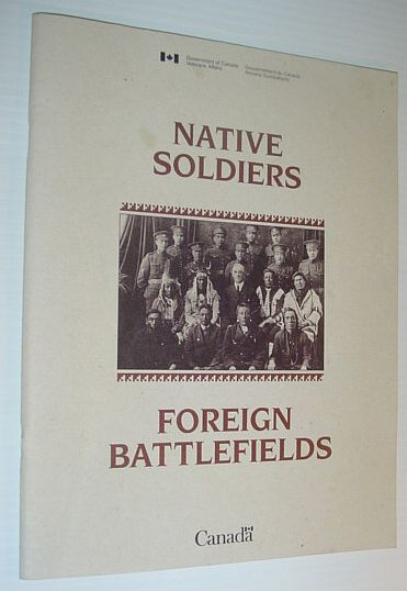 Image for Native soldiers, foreign battlefields